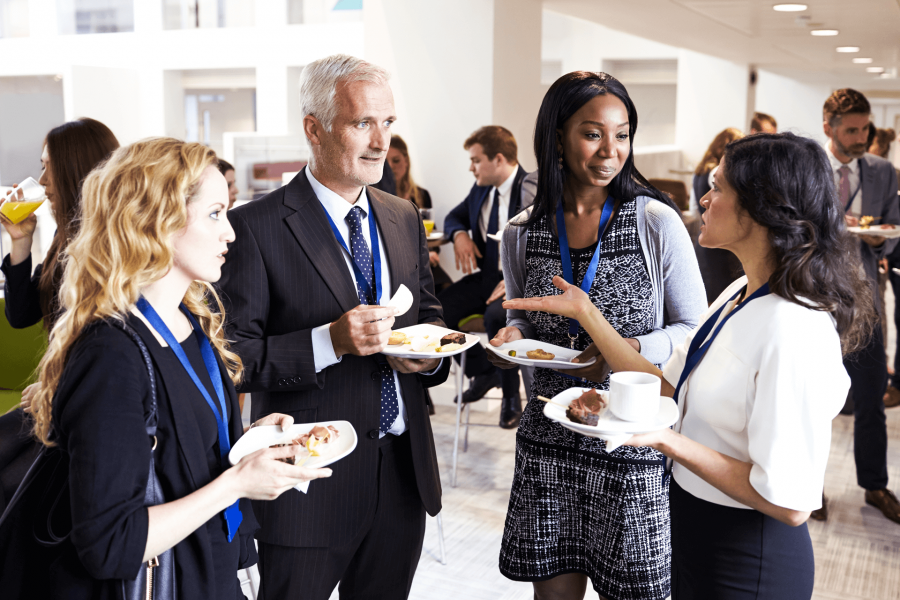 Networking with confidence